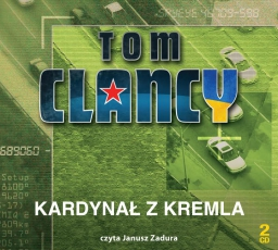 Kardynał z Kremla, Tom Clancy - audiobook płyta CD mp3