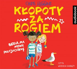 Kłopoty za rogiem, Chris Higgins - audiobook na płycie CD mp3