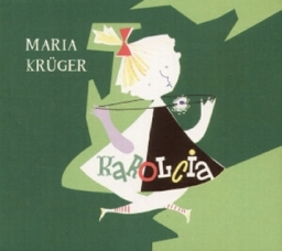 Karolcia, Maria Kruger - audiobook płyta CD mp3