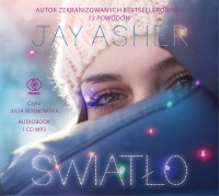 Światło, Jay Asher - audiobook na płycie CD mp3