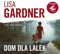 Dom dla lalek, Lisa Gardner - audiobook płyta CD mp3