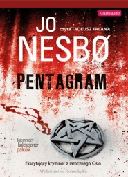Pentagram, Jo Nesbo - audiobook płyta CD - mp3