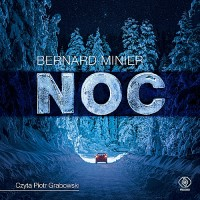 Noc, Bernard Minier - audiobook na płycie CD mp3