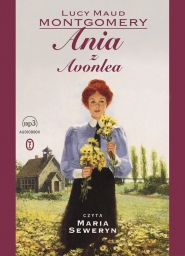 Ania z Avonlea, Lucy Maud Montgomery - audiobook płyta CD mp3 (outlet)