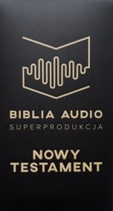 Biblia audio. Nowy Testament. Superprodukcja - pendrive (mp3)