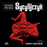 Sycylijczyk, Mario Puzo - audiobook płyta CD mp3