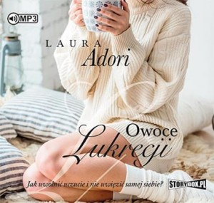 Owoce Lukrecji. Laura Adori - audiobook CD mp3
