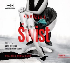 Karuzela, Paulina Świst - audiobook CD mp3