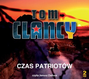 Czas patriotów, Tom Clancy - audiobook płyta CD mp3