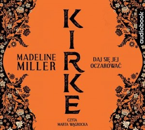 Kirke, Madeline Miller - audiobook na płycie CD mp3