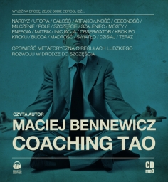 Coaching Tao, Maciej Bennewicz - audiobook płyta CD - mp3