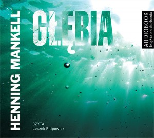 Głębia, Henning Mankell - audiobook na płycie CD mp3