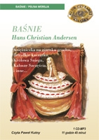 Baśnie, Hans Christian Andersen - audiobook płyta CD - mp3