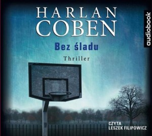 Bez śladu, Harlan Coben - audiobook płyta CD mp3