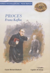 Proces, Franz Kafka - audiobook płyta CD - mp3