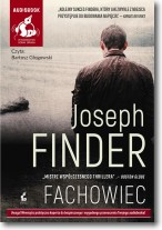 Fachowiec, Joseph Finder - audiobook płyta CD mp3