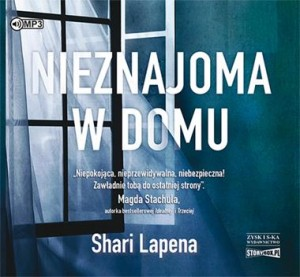 Nieznajoma w domu. Shari Lapena - audiobook CD mp3