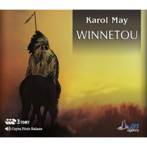 Winnetou, Karol May - audiobook płyty CD - mp3