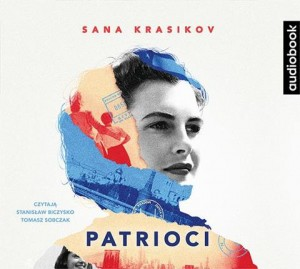 Patrioci, Sana Krasikov - audiobook na płycie CD mp3