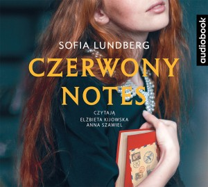 Czerwony notes. Sofia Lundberg - audiobook CD mp3