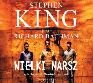 Wielki marsz. Stephen King - audiobook CD mp3