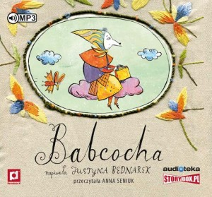 Babcocha, Justyna Bednarek - audiobook CD mp3