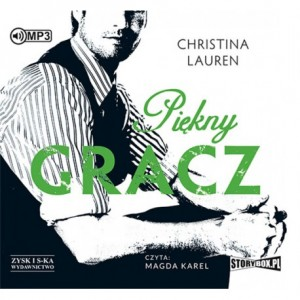 Piękny gracz, Christina Lauren - audiobook na płycie CD mp3