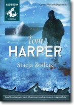 Stacja Zodiak, Tom Harper - audiobook płyta CD mp3