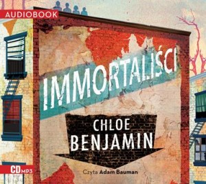 Immortaliści. Chloe Benjamin - audiobook CD mp3