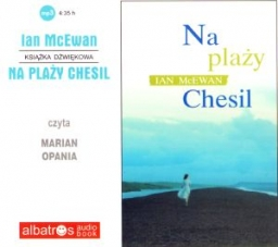 Na plaży Chesil, Ian McEwan - audiobook płyta CD - mp3