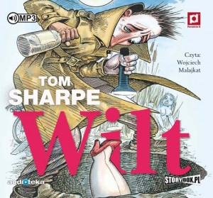 Wilt, Tom Sharpe - audiobook CD mp3