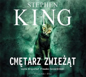 Cmętarz zwieżąt, Stephen King - audiobook płyta CD mp3