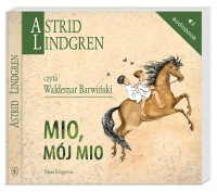Mio, mój Mio, Astrid Lindgren - audiobook płyta CD mp3
