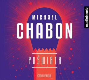 Poświata, Michael Chabon - audiobook na płycie CD mp3
