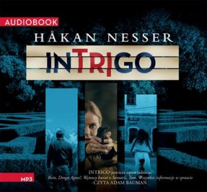 Intrigo, Håkan Nesser - audiobook na płycie CD mp3