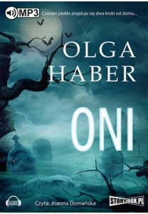 Oni, Olga Haber - audiobook płyta CD mp3