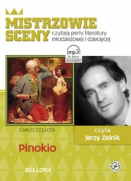 Pinokio, Carlo Collodi - audiobook płyta CD - mp3