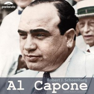 Al Capone, Robert J. Schoenberg - audiobook na płycie CD mp3