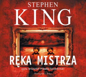 Ręka mistrza. Stephen King - audiobook CD mp3