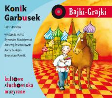 Konik Garbusek. Bajki-Grajki - audiobook płyta CD audio
