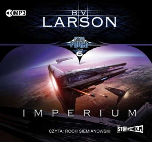 Star Force. Tom 6. Imperium. B.V. Larson - audiobook CD mp3