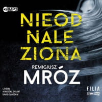 Nieodnaleziona, Remigiusz Mróz - audiobook CD mp3