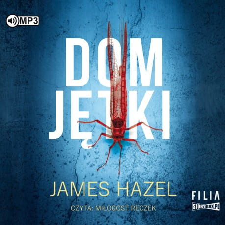 Dom Jętki, James Hazel - audiobook CD mp3