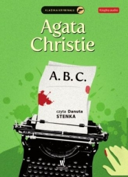 A.B.C., Agatha Christie - audiobook płyta CD