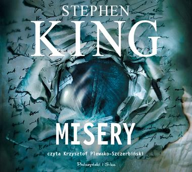 Misery, Stephen King - audiobook na płycie CD mp3