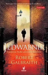 Jedwabnik, Robert Galbraith - audiobook płyta CD