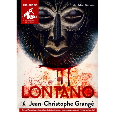 Lontano, Jean-Christophe Grangé - audiobook płyta CD mp3