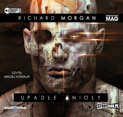 Upadłe anioły, Richard Morgan - audiobook CD mp3